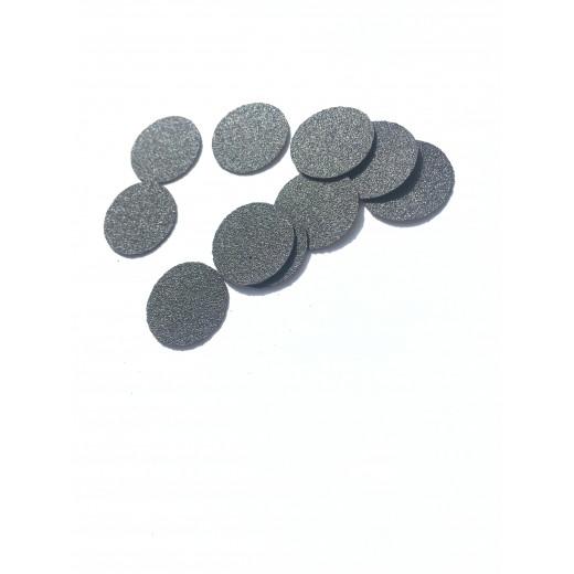 Сменные файлы для педикюрного диска ATIS d10, 100 грит