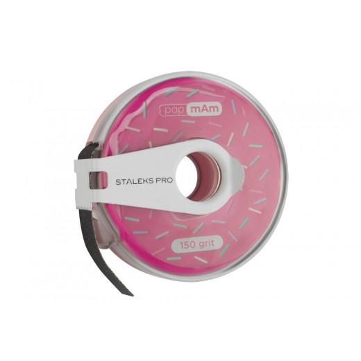 STALEKS Файл-лента PAPMAM с ножом 150 грит (6 м.)