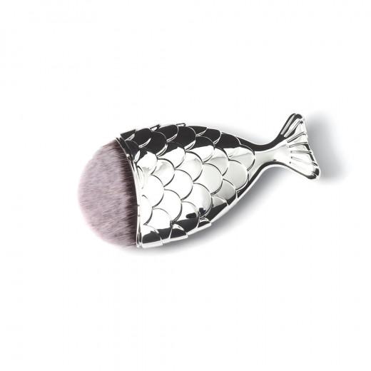 Кисть-рыбка Серебро - М