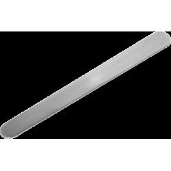 Шпатель металлический для сахарной пасты, 180 мм.