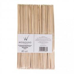 Шпатели деревянные большие ITALWAX, 100 шт.